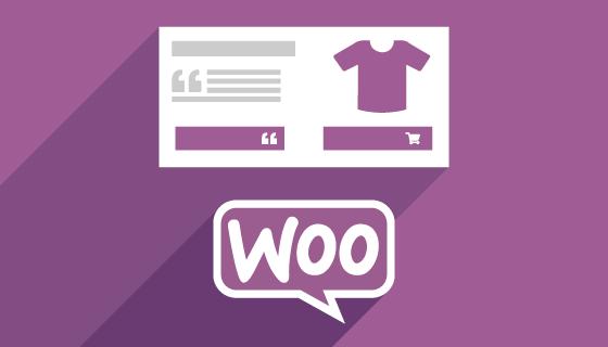 לוגו WooCommerce