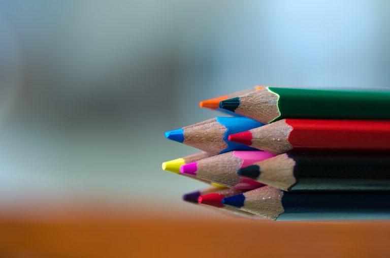 עפרונות בצעוניים
